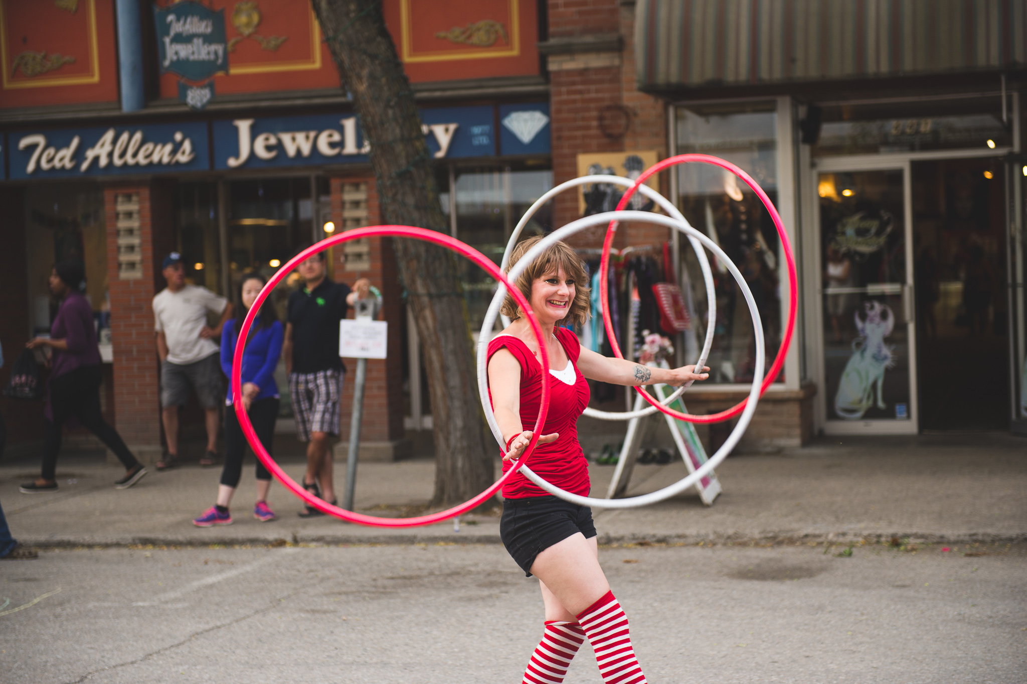 Circus Performers Nelson