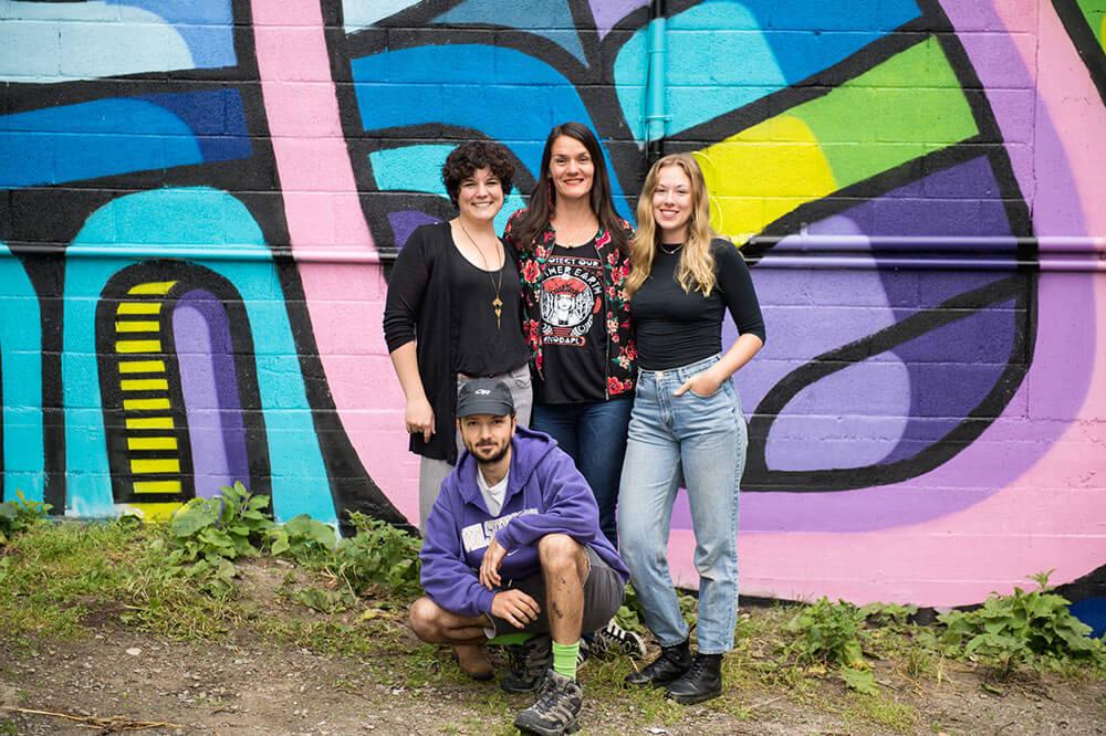 Mural Festival Street Team
