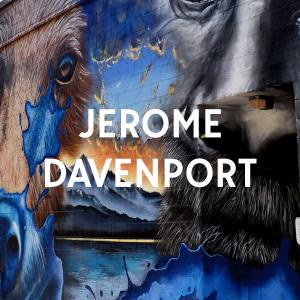 Jerome Davenport Mural