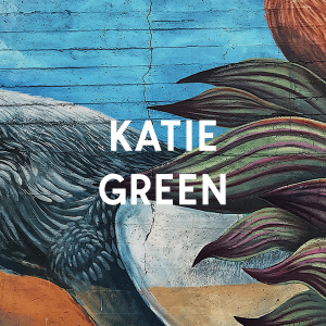Katie Green Art Mural