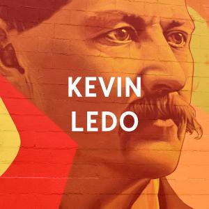 Kevin Ledo Mural Art