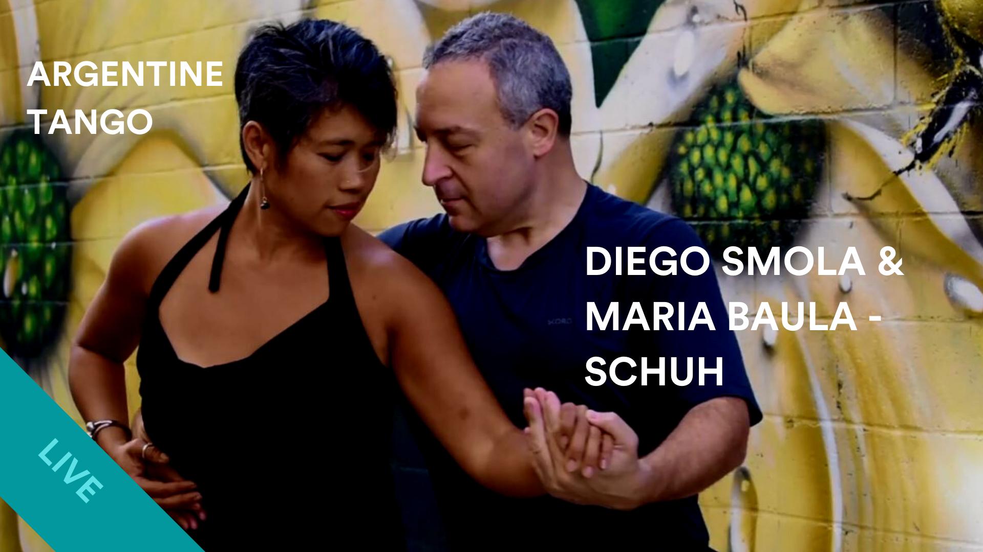 Maria Schuh & Diego Smola