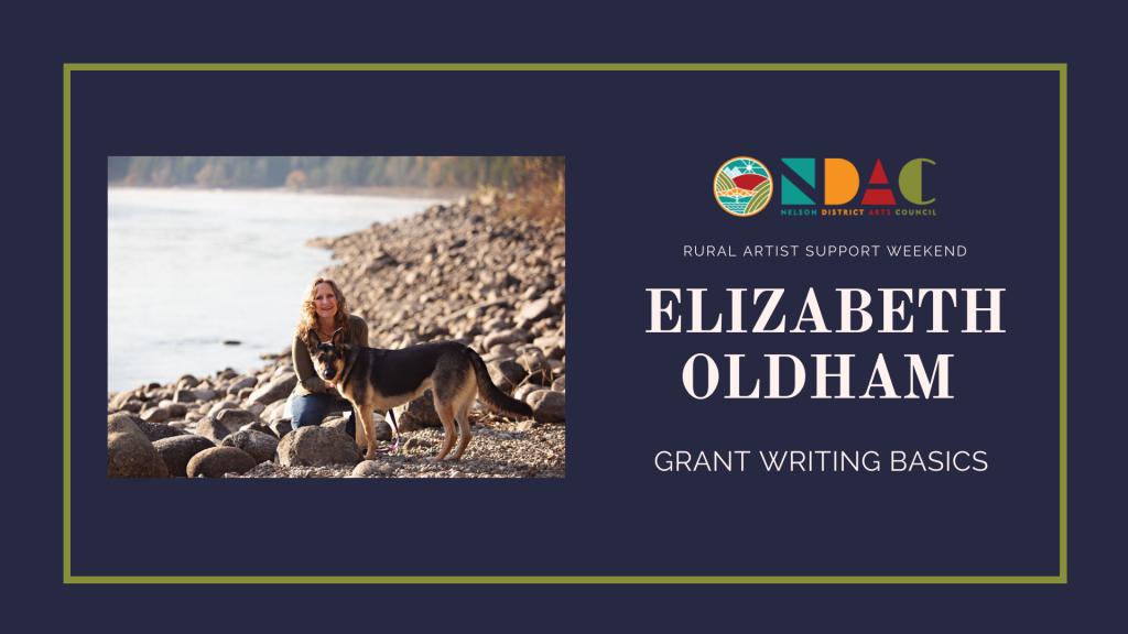 Elizabeth Oldham Workshop